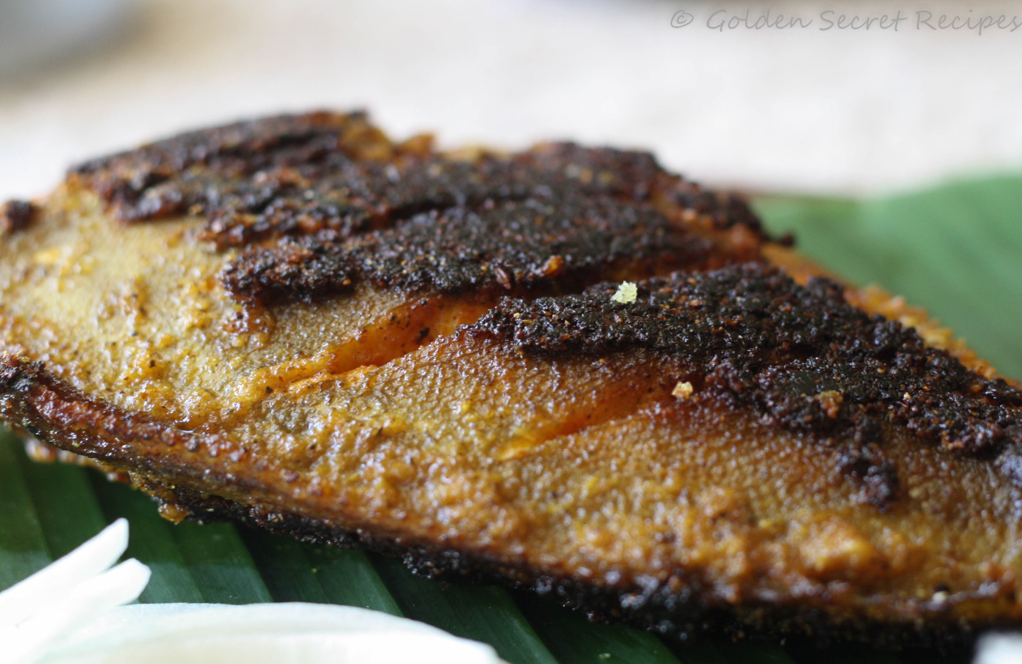 Kerala fish fry golden secret recipes for Fish fry in my area