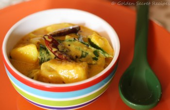 Potato Kootu curry